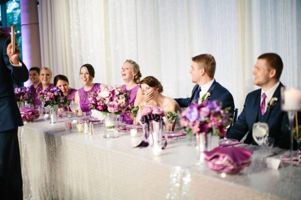 Wedding Head Table