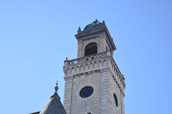 Historic Courthouse 1893 Tower