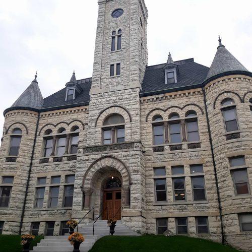 Milwaukee Wedding Venues: Historic Courthouse 1893-Waukesha & Metro Milwaukee