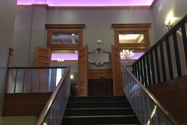 Staircase to Ballroom