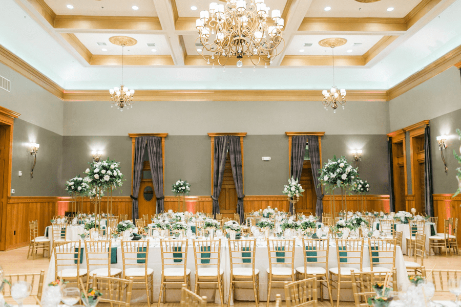 Wisconsin Wedding Halls