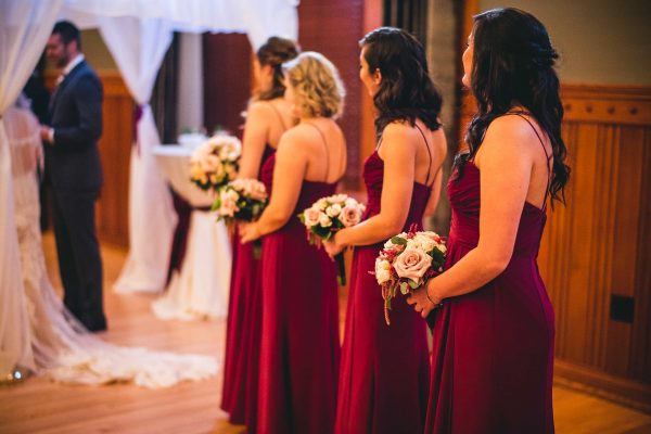 Wedding Venue Bridesmaids