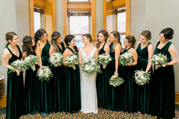 Wisconsin Bridal Party